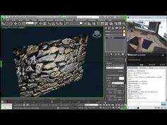 Clases de 3ds Max - UVW Unwrap y Texturizado