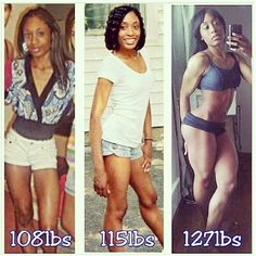 @myrissa_joy: You have to Start somewhere whether its weight loss or muscle…