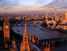 I want to visit London :)