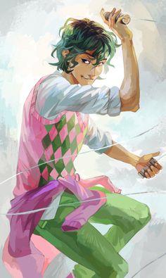 Alex Fierro, Child of Loki