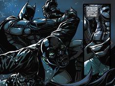 Batman Arkham Origins, comic, DC Comics