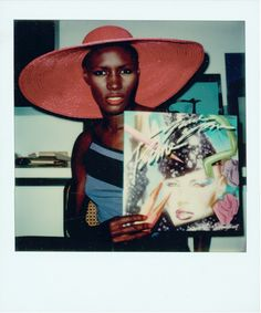 manufactoriel:  La Muse, Grace Jones