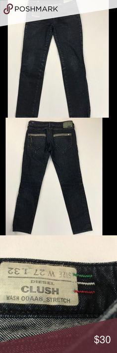 72edcc18 Diesel Women's Blue Clush Jeans Size 27 Diesel jeans Size - 27x32, please  see measurements