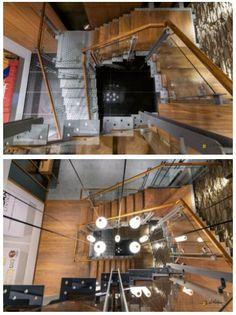 Staircase Ideas, Staircase Design, Experience Center, Stair Design