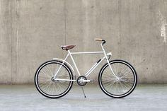 VolBi / La Bicicletiña / Velocommuter Bike / Años '70