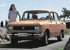 1975 -  Moskvitch 2138