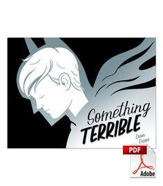 Something Terrible (PDF ebook) - Iron Circus Comics