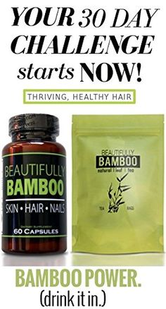Bamboo Tea Rich in Organic Silica Products
