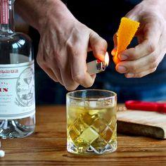 Home Bar: The Winter Sun | Turntable Kitchen #negroniweek