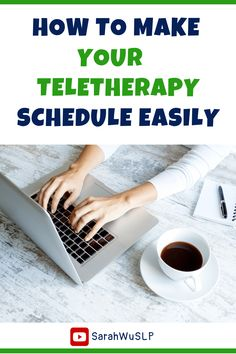 It may seem overwhelming to make an entire speech therapy schedule over the computer. As an SLP who teaches speech therapy via teletherapy, I have figured out how to plan out my entire speech therapy schedule – and it's easier than when I was in the schools in-person! Watch this video for my tips! - Speech is Beautiful #Teletherapy #SpeechTherapySchedule #TeletherapySpeech #SLPTips #SpeechisBeautiful
