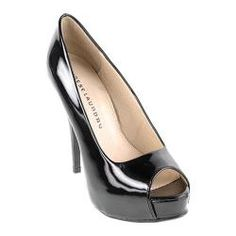 @Overstock - Every girl needs a sexy pump in her wardrobe. The Hotness by Chinese Laundry is a classic pump with a sexy peep toe and a sky heel for a slim silhouette. There's even a concealed platform for extra stability. This shoe is a go-to for any fashionista.http://www.overstock.com/Clothing-Shoes/Womens-Chinese-Laundry-Hotness-Black-Patent/7331472/product.html?CID=214117 $49.95