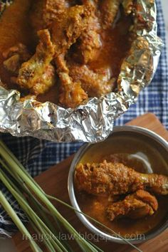Sweets: Nonya Curry Chicken (Kari Kapitan) for MFF featuring Penang ...