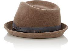 Jennifer Ouellette Winter Frankie Fedora - Hats - 504354963