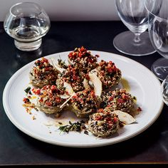 Artichokes are a good source of antioxidants, vitamin C, folate and magnesium. Also, they're delicious. Here are seven awesome recipes from @foodandwine!