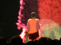 The ARISE show at New York Fashion Week