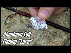 How to Attract More Fish with Aluminum Foil - Preparing for shtf