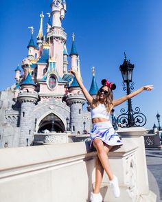 Where I want to spend every #morning!  #disneyland #disneyworld #disneylove #mouseears #disneylife