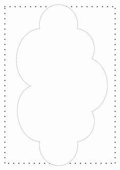 Feltro Fácil - Moldes e Apostilas Felt Animal Patterns, Stuffed Animal Patterns, Baby Crafts, Felt Crafts, Handmade Crafts, Diy And Crafts, Alphabet Letter Templates, Preschool Arts And Crafts, Felt Templates