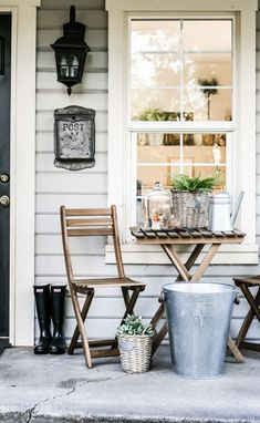 Garden Shed Style Ideas by sheholdsdearly.com