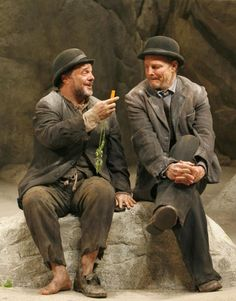"Vladimir and Estragon (Nathan Lane and Bill Irwin in ""Waiting for Godot)"