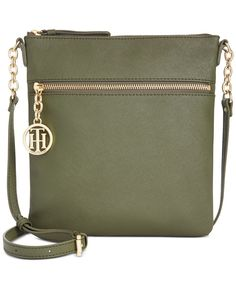 Tommy Hilfiger Sharon Textured North South Crossbody