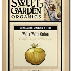Walla Walla Onions  from The Scribbled Hollow for $2.89 on Square Market