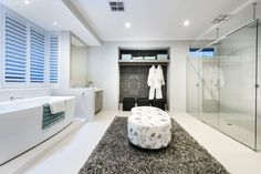 The Ormsby © Ben Trager Homes   Perth Display Home   Master Ensuite Bathroom