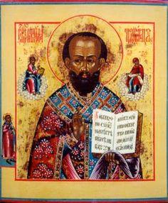 Choosing Contentment !   : The origin of Saint Nicholas