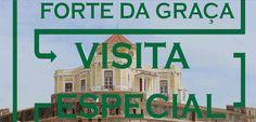 Visita especial ao Forte da Graça   Portal Elvasnews
