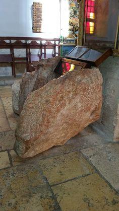 Το Κάθισμα της Παναγίας - Χώρα του Αχωρήτου