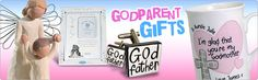 Godparent Gifts from Born Gifted