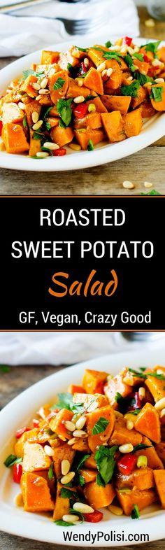 ...   Mango Salsa, Sweet Potato Salads and Roasted Sweet Potatoes