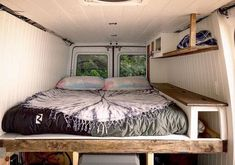 Diy Camper Van Conversion To Make Your Road Trips Awesome No 58 #campervanideas