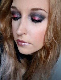 Make Up and more: Nachgestylt/ Nachgeschminkt- Nachgeschminkt: Dark ...