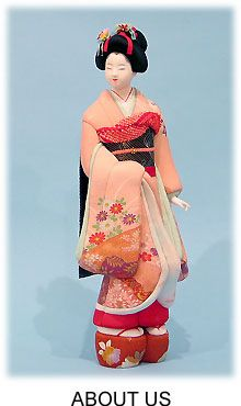 japanese kimekomi dolls -