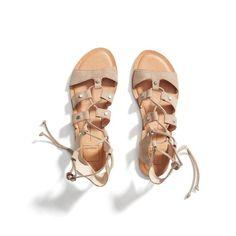 df8aa0e487 DOLCE VITA Jasmyn Lace-Up Gladiator Sandal from Stitch Fix. https://