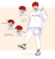 park woojin You Re My Sunshine, Cry A River, Korean Art, Anime People, Kpop Fanart, Parks, Digital Art, Character Design, Fan Art