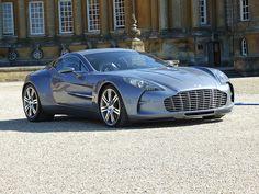Aston Martin One 77 @Mandy Kandy I'll take one please.