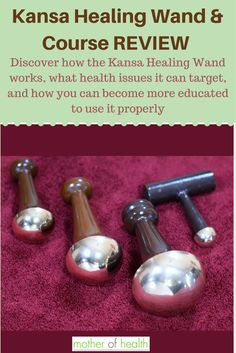Discover the Kansa Healing Wand. I'll explain what health issues it can target, and how you can become educated to use it properly. Facial Massage, Foot Massage, Alternative Health, Alternative Medicine, Holistic Healing, Natural Healing, Ayurveda, Massage For Men, Massage Tools