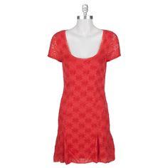Free People Women's Contemporary Daisy Lace Godet Dress #VonMaur