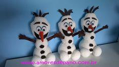 Amores de Pano: Olaf...