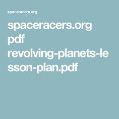 spaceracers.org pdf revolving-planets-lesson-plan.pdf