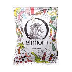 Vegane Einhorn-Kondome Penisgegenstände von einhorn jetzt im design3000.de Shop kaufen! Uhhh, was ist das? Das sieht doch genauso aus wie ... –...