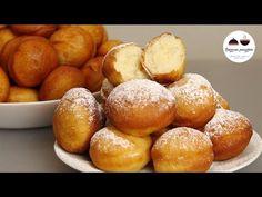 Gogoși fine, moi și aerate... Cea mai reușită rețetă din toate! - Bucatarul Pie Cake, No Bake Cake, Christmas In Ukraine, Crepes, Russian Honey Cake, Pastry Cake, Kakao, Pretzel Bites, Food Videos