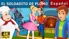 Parental Guidance: Some material of this video may not be suitable for children below 13 years of age. Steadfast Tin Soldier in English Rumpelstiltskin, Prince Stories, The Jungle Book, Pink Story, Tales For Children, Hansel Y Gretel, Toy Castle, English Story, Parental Guidance