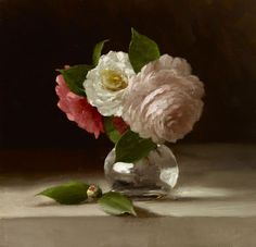 Sarah Lamb is an accomplished contemporary oil painter based in Southeastern Pennsylvania. Her primary focus is painting classical-style still life paintings in a contemporary manner. Oil Painting Basics, Love Painting, Art Floral, Ikebana, Sarah Lamb, Alien Drawings, Still Life Flowers, Victorian Flowers, Still Life Art