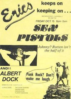 Johnny Rotten, Punk Rock