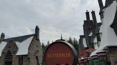 Harry Potter's Villages, Universal Studios, Osaka, Japan