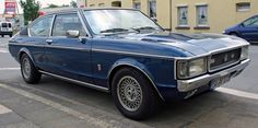 Alle Größen | Ford Granada Coupe´ Turbo May | Flickr - Fotosharing!