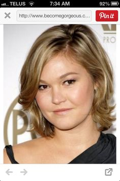 Hairstyles For A Round Face Hairstyles To Make Fat Faces Slimmer  The Right Cut For A Round